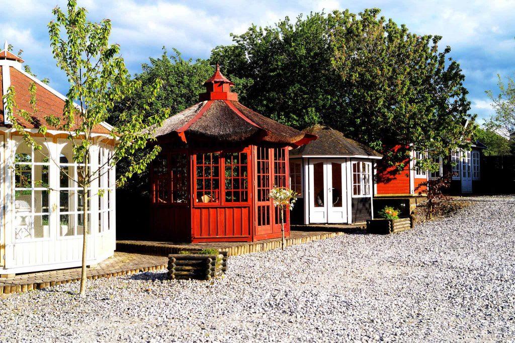 Sølund Huse - kolonihavehuse i træ