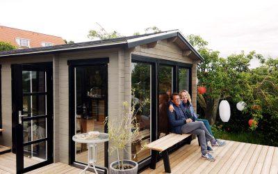 kolonihave byg selv inspiration fra www.kolonihave.nu og kolonihavehus fra Sølund Huse